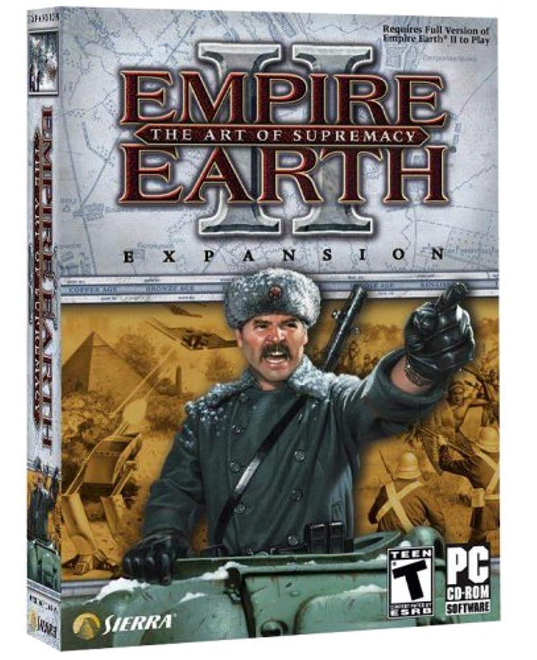 主に記憶に残る抵当Empire Earth 2: the Art of Supremacy Expansion Pack (輸入版)