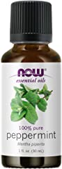 Now Foods Essential Oils, Peppermint, 30ml