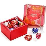 リンツ (Lindt) チョコレート バレンタイン リンドールクラシックギフトボックス 12個入り ショッピングバッグS付