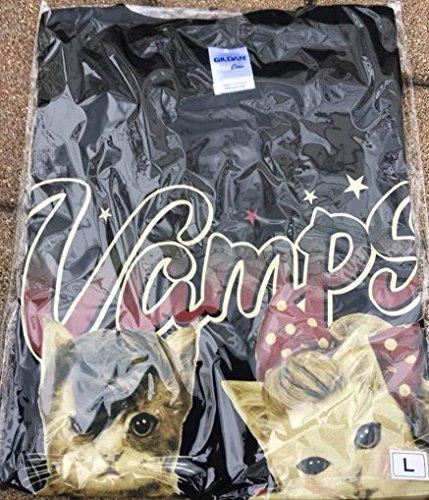 氣志團万博 2017 オフィシャルグッズ VAMPS HYDE Tシャツ ロカビリー K.A.Z L'Arc~en~Ciel Mサイズ