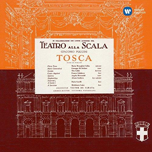 プッチーニ:歌劇「トスカ」全曲(1953年)