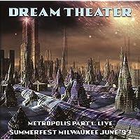 Metropolis Part1... Live Summerfest Milwaukee Jun '93(2CD)