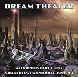 Metropolis Part1... Live Summerfest Milwaukee Jun '93(2CD)
