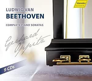ベートーヴェン:ピアノ・ソナタ全集 (Beethoven : Complete Piano Sonatas / Gerhard Oppitz (Piano)) (9CD)