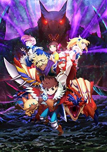 モンスターハンター ストーリーズ RIDE ON Blu-ray BOX Vol.3