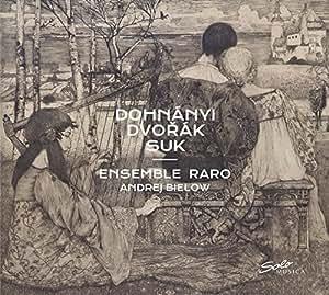 ドホナーニ:ピアノ五重奏曲第1番/ドヴォルザーク:ピアノ四重奏曲第2番/スーク:エレジー