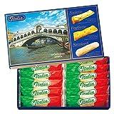 [イタリアお土産] ペイストリーパフ&クッキー 1箱 (海外 みやげ イタリア 土産)