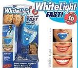 【並行輸入】 (海外モデル) 歯のホワイトニング WhiteLight Tooth Whitening System  ホワイトライト トゥース ホワイトニング システムたった10分で歯を白く!ホワイト ライト