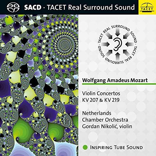 Violin Concertos 207 & 219