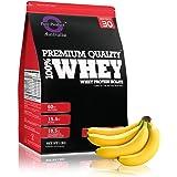 Pure Product Australia Whey Protein Isolate, 1- kilogram, Banana 1 kilograms