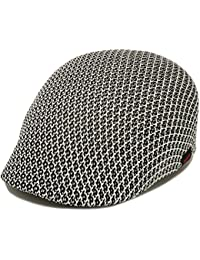 ハッピーハット 帽子 XL 大きいサイズ オールメッシュハンチング ライト&クール hun-427-xl