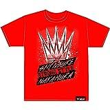 "【WWE】SHINSUKE NAKAMURA(シンスケナカムラ)""Strong Style CROWN"" Tシャツ Sサイズ [並行輸入品]"