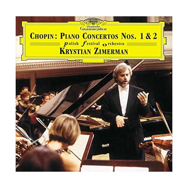 Chopin: Piano Concertos ...の商品画像
