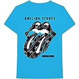 Rolling Stones Steel Wheels Blue Blue T-Shirt