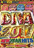 DIVA 2017 NEW YEAR HITS 正規品 4枚組