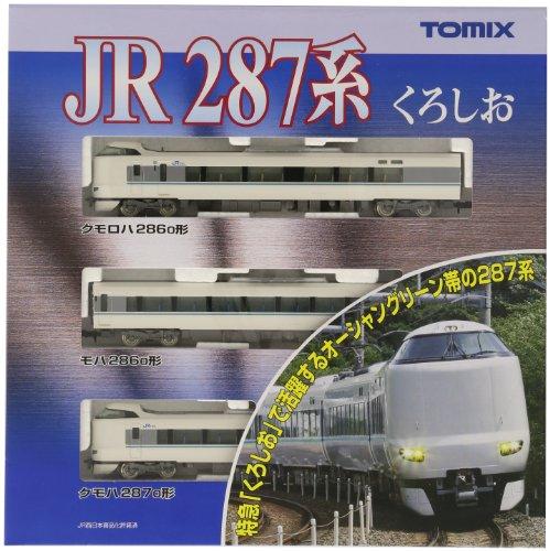 価格.com - トミーテック JR 287系特急電車(くろしお)基本セットA ...