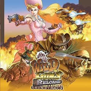 WILD GUNS Reloaded オリジナルサウンドトラック [CD+DVD-ROM]