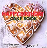 HAPPY BIRTHDAY CAKE BOOK