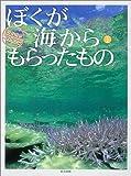 ぼくが海からもらったもの―井上慎也フォトエッセイ (スマイル・ブックス) 画像
