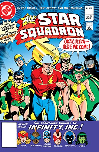 Download All-Star Squadron (1981-1987) #26 (English Edition) B01B8W3R2G