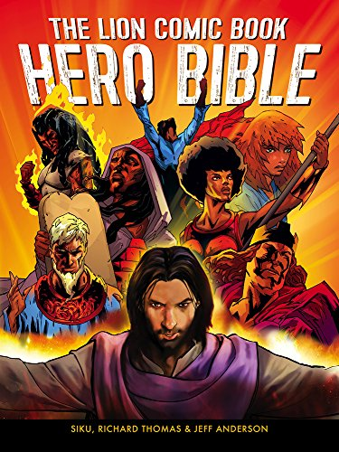 Download The Lion Comic Book Hero Bible 0745956173