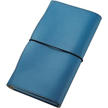 【2013年モデル】ELECOM レザーケース タブレットPC 10.1インチ対応 ブルー TB-02LCBU