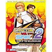 Capcom vs. SNK 2: Mark of the Millennium 2001 Official Fighter's Guide (Bradygames Take Your Games Further)