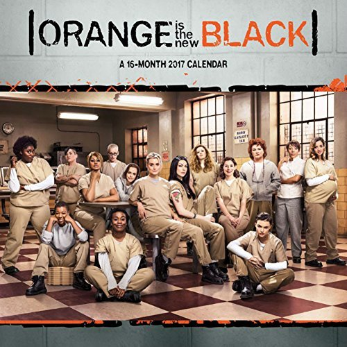 Orange is the New Black 2017 Wall Calendar OITNB Netflix TV Series [並行輸入品]