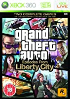Grand Theft Auto: Episodes from Liberty City (Xbox 360) (輸入版)