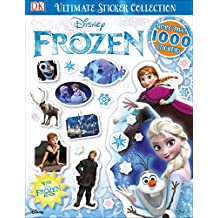 Disney Frozen: Ultimate Sticker Collection^Disney Frozen: Ultimate Sticker Collection