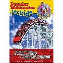 Popular Mechanics for Kids: Rip Roaring [DVD] [Import]