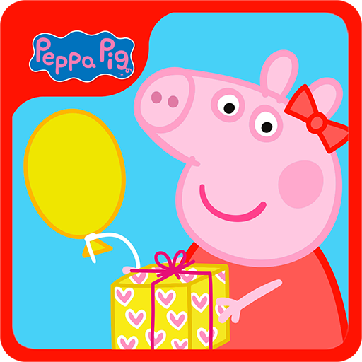 Amazon.co.jp: Peppa Pig: Party Time: Android アプリストア