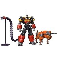 スーパーミニプラ GEAR戦士電童 凰牙&データウェポンセット (1個入) 食玩・ガム (GEAR戦士 電童)