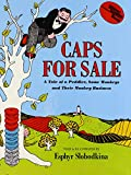Caps for Sale (Reading Rainbow Books)