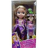 DISNEY プリンセス トドラー ドール ラプンツェル DISNEY Princess Tea time with Rapunzel & Pascal