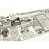 カモ井加工紙 壁紙シール MTCAR0026 ビンテージタイポグラフィ
