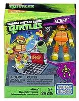 [メガブロック]Mega Bloks Teenage Mutant Ninja Turtles Mikey Nunchuk Training Pack DMX27 [並行輸入品]