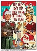 Tipsyカップルクリスマスカード、パッケージの8