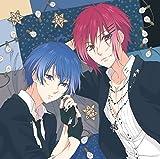 キミのハートにKISSを届けるCD 「IDOL OF STARLIGHT KISS 2」 Vol.1 アトム&ルイ CV.増田俊樹&CV.高橋直純