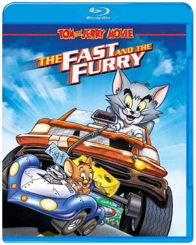 トムとジェリー: ワイルド・スピード [Blu-ray]