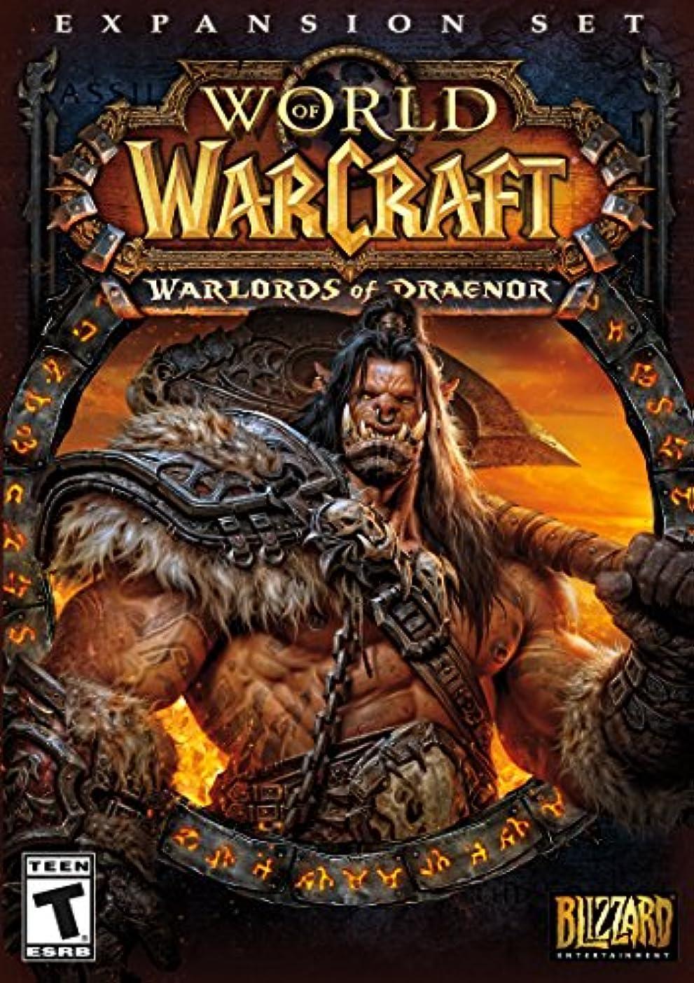 レジ切り刻むシャベルWorld of Warcraft: Warlords of Draenor Expansion(輸入版:北米)