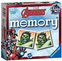 Ravensburger マーベル アベンジャーズ ミニメモリー Avengers Assemble Mini Memory Card Game