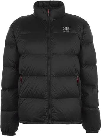 カリマー アイスダウンジャケット ダウン アウター ファッション 秋 冬 あったかい ジャケット 防寒 軽量 ダウンコート フード付き Karrimor Ice Down Jacket Mens Black M