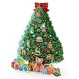 サンリオ クリスマスライト&メロディカード(大きなツリーとプレゼント)