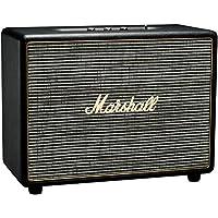 【工場再生品】Marshall WOBURN Bluetooth Speaker Black マーシャル [並行輸入品]