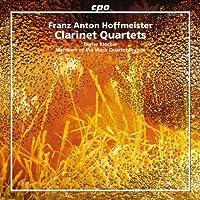 Hoffmeister: Clarinet Quartets (2002-06-18)