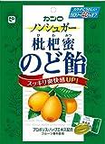 カンロ ノンシュガー枇杷蜜のど飴 90g×6袋