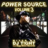 POWER SOURCE vol.3 mixed by DJ T!GHT