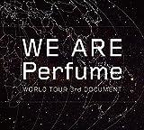 【早期購入特典あり】WE ARE Perfume -WORLD TOUR 3rd DOCUMENT(初回限定盤)(特典:ステッカー)[DVD]