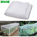 JN Greenhouse Protective Net Fruit Vegetables Care Cover Insect Net Plant Covers Protection Net Garden Control Anti-Bird Mesh